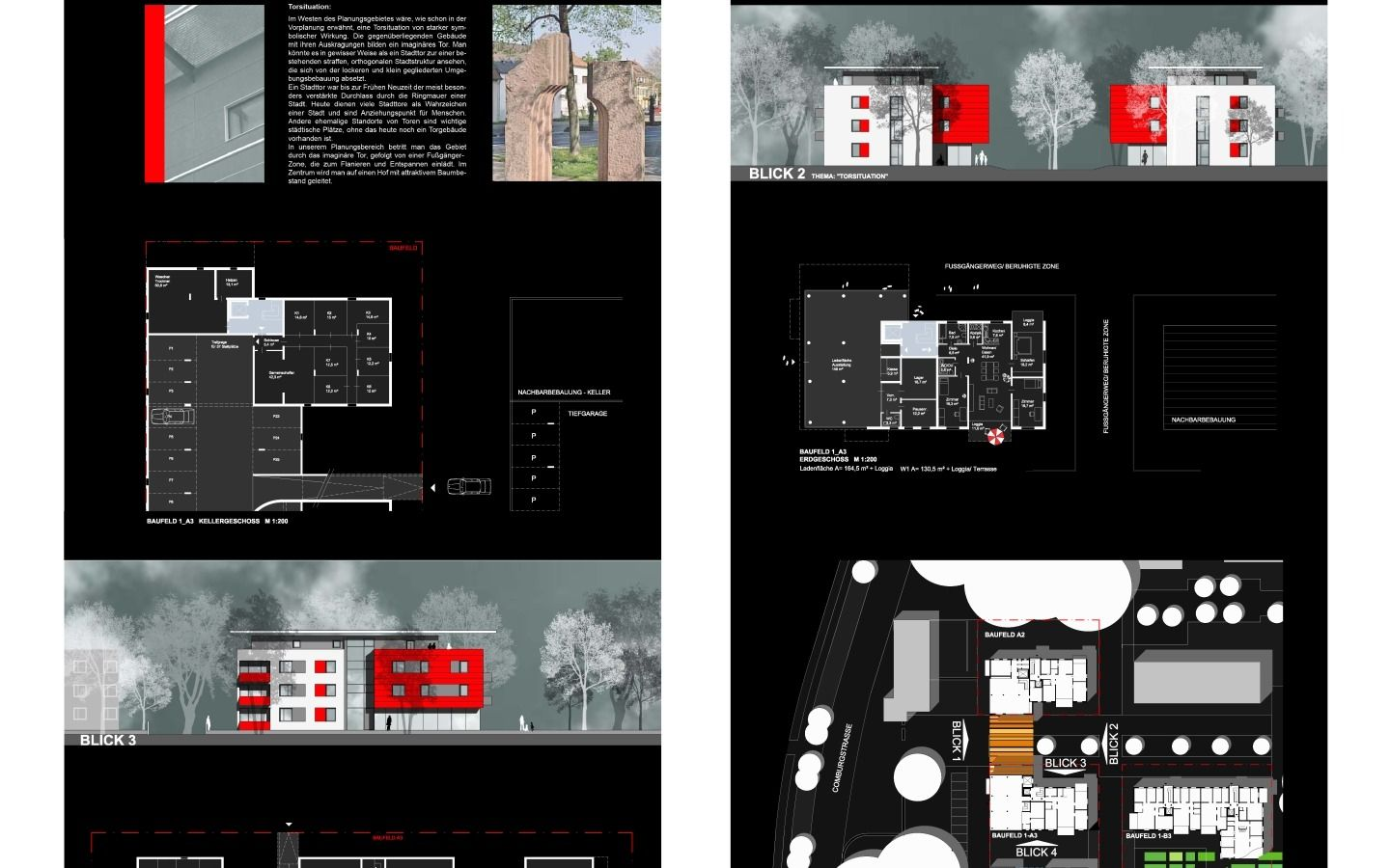 projektierte baugemeinschaft ludwigsburg architekt gahn. Black Bedroom Furniture Sets. Home Design Ideas