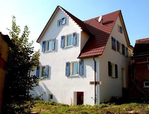 Sanierung Bauernhaus Aichtal