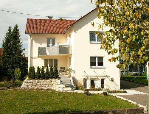 Anbau Wohnhaus Gomaringen