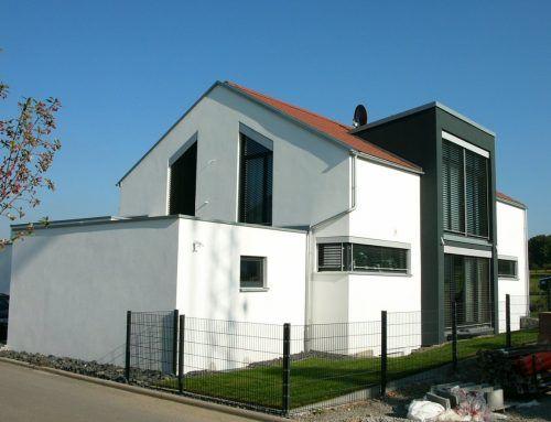 Modernes Wohnhaus Sersheim