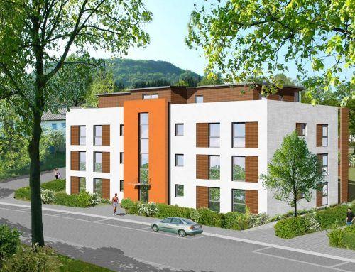 Projektierte Baugemeinschaft Pfullingen
