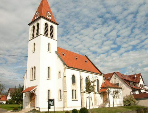Denkmalsanierung Pauluskirche Stockach