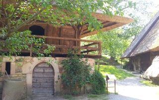 Schwarzwaldhaus Vorratsspeicher