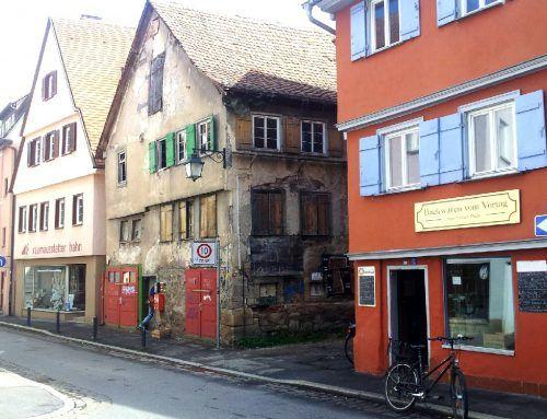 Haus sanieren in Tübingen