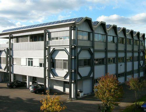 Sanierung Industriegebäude Filderstadt
