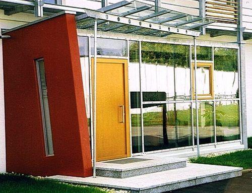 Sanierung Bürogebäude Riederich